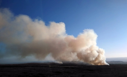 Wakefield Council backs a ban on grouse moor burning